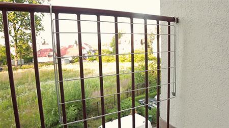 Zdjęcie Suszarki balkonowej